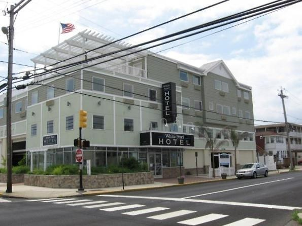 *** THE WHITE PEARL HOTEL, SEASIDE HEIGHTS ***